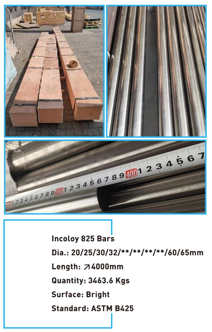 Alloy 825 Forged